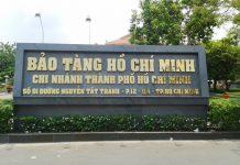 Bảo tàng Hồ Chí Minh (Bến Nhà Rồng)