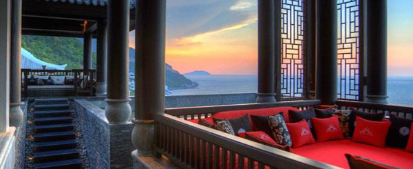 Điều ấn tượng nhất ở InterContinental Đà Nẵng là hầu hết các phòng ở đều có view nhìn ra biển. Ảnh: InterContinental.